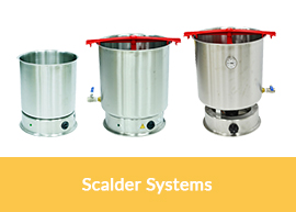 Scalder System  - Crescentquail