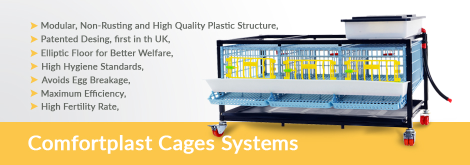 Comfortplast Cages Systems
